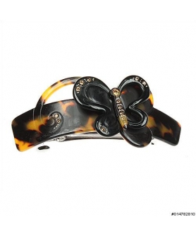 Classic Butterfly Design Barrette (France Clip)