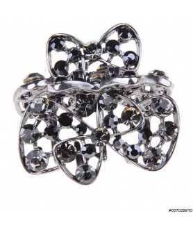 Sparkle Crystal Bow On Bow Jaw