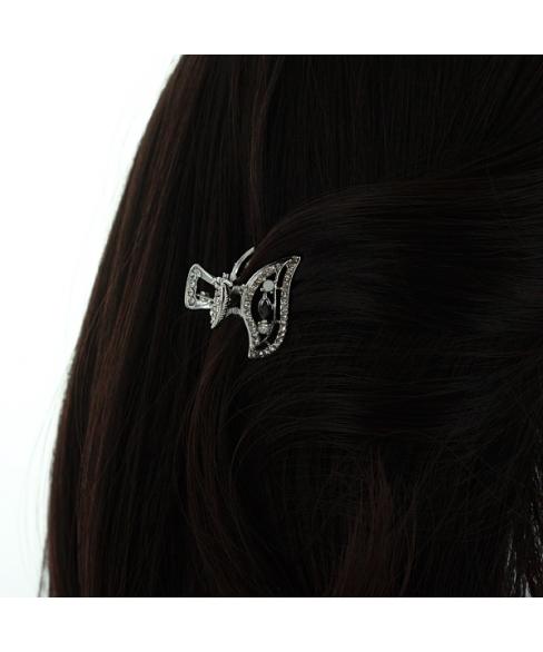 Luxurious Cubiczirconia Mini Hair Jaw