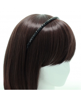 Crystal Non-slip Teeth Headband