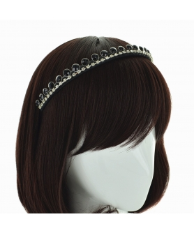 Crystal Crown Headband