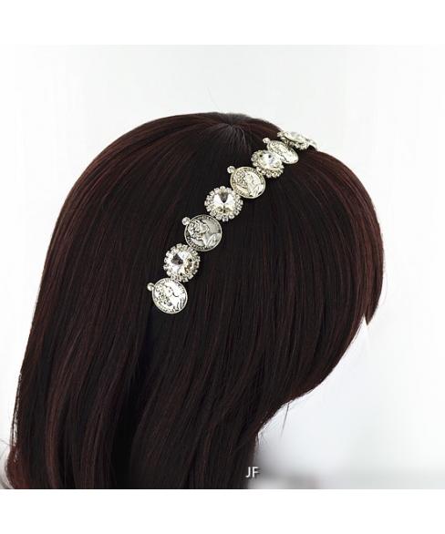 Coin Headband
