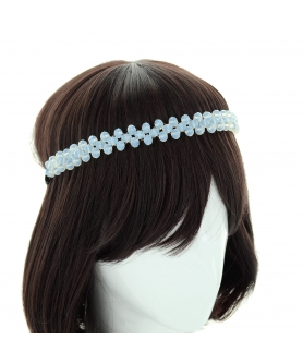 Crystal Stretchy Head Wrap