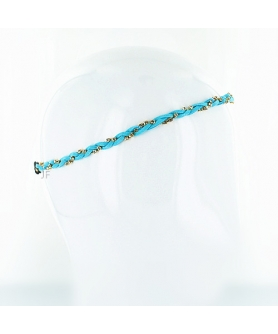 Stretch Sparkling Crystal Headwrap