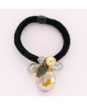 Crystal Ponytail Holder
