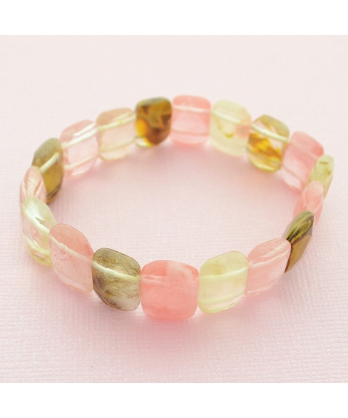 Quartz Stretch Bracelet