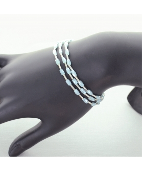 Crystal Stretch 3-in-1 Nacklace, Bracelet, Anklet