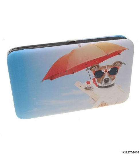 Kaitlin'sLove Collection Wearable Cats&Dogs Wallet
