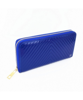 Victoria Zip Around Faux Leather Smartphone Wallet