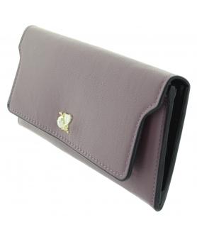 Little Bee Lightweight Faux Leather Wallet