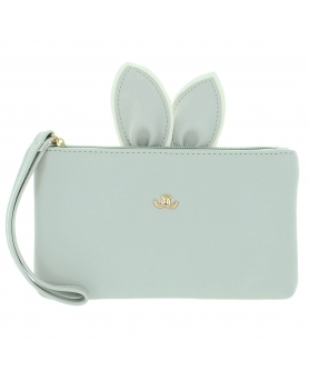Bunny Ears Change Purse