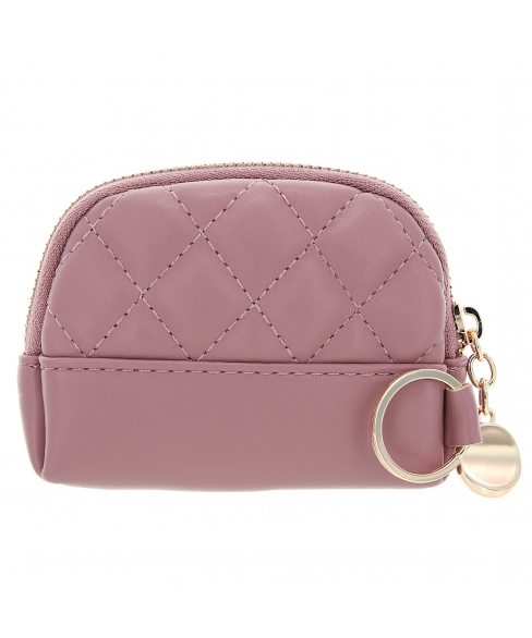 Women's Coin Purse with Key Ring