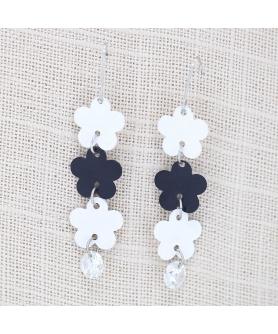 Fashion Flowers Earring