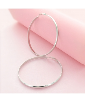 Hoop Earring - Large