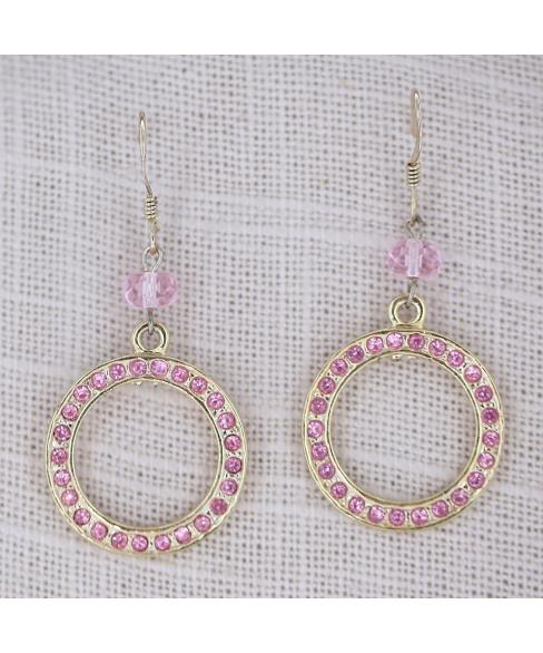 Fashion Drop Crystal Earring