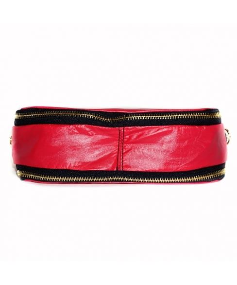 Expandable Water-resistant Crossbody Mini Bag