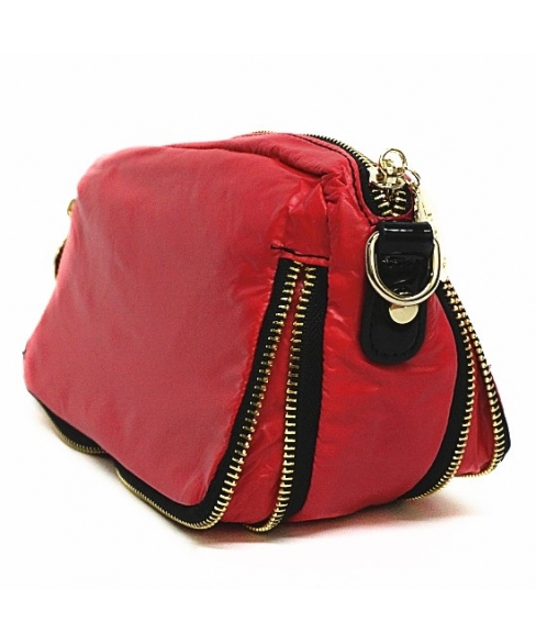 Expandable Water-resistant Crossbody Mini Bag