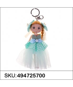 Key Chains, Green