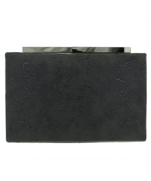 Metallic Box Clutch