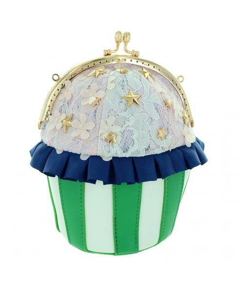 Cup-cake Crossbody Bag