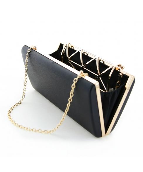 Glitter Hollow Out Deco Handbags
