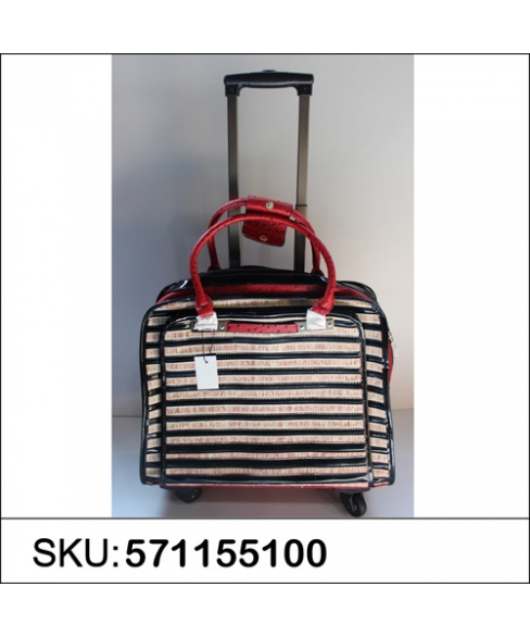 Trave Bag, RED, RED